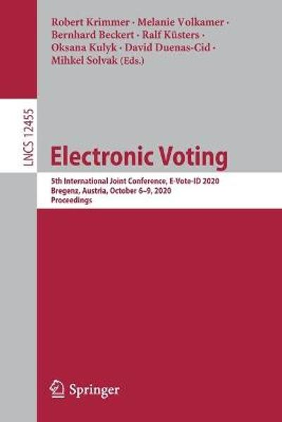 Electronic Voting - Robert Krimmer