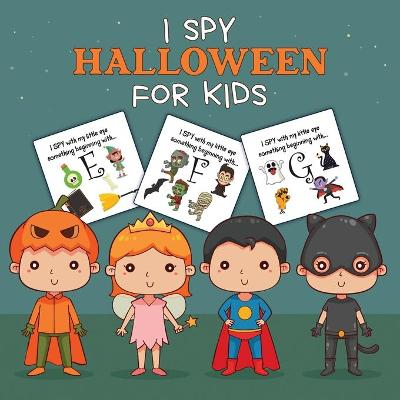 I Spy Halloween For Kids - Patricia Larson