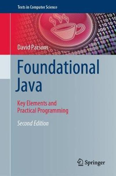 Foundational Java - David Parsons