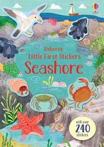Little First Stickers Seashore - Jessica Greenwell