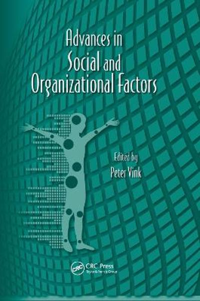 Advances in Social and Organizational Factors - Peter Vink