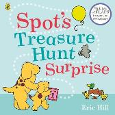 Spot's Treasure Hunt Surprise - Eric Hill