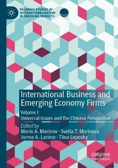 International Business and Emerging Economy Firms - Marin A. Marinov