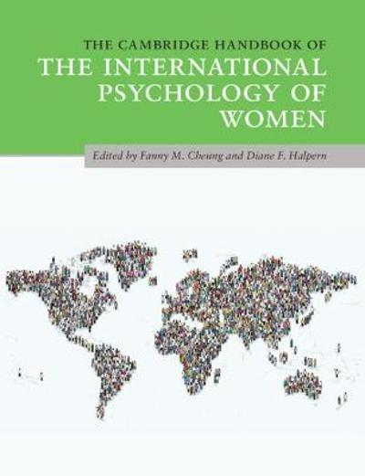 The Cambridge Handbook of the International Psychology of Women - Fanny M. Cheung