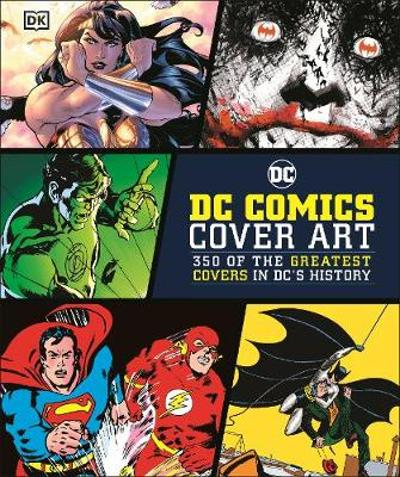 DC Comics Cover Art - Nick Jones