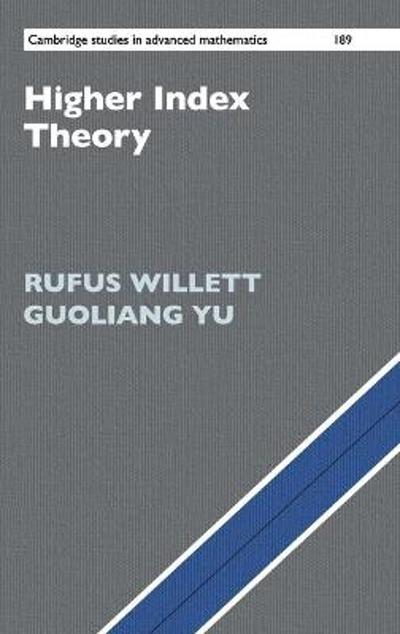 Higher Index Theory - Rufus Willett