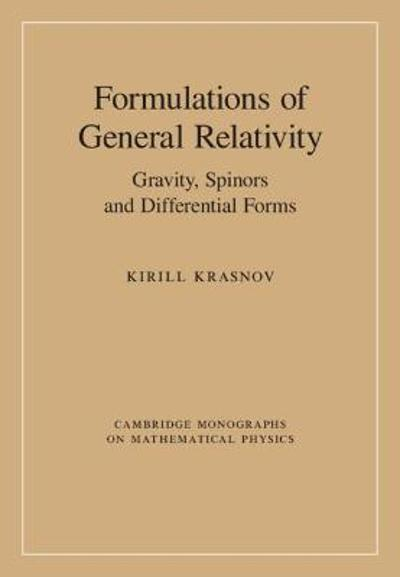 Formulations of General Relativity - Kirill Krasnov