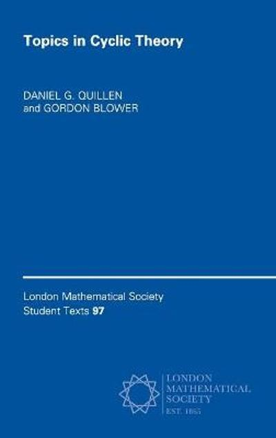 Topics in Cyclic Theory - Daniel G. Quillen