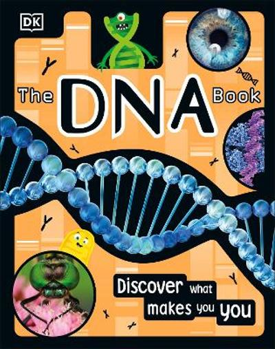 The DNA Book - DK