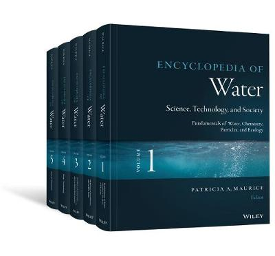 Encyclopedia of Water - Patricia Maurice