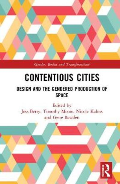 Contentious Cities - Jess Berry