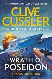 Wrath of Poseidon - Clive Cussler Robin Burcell