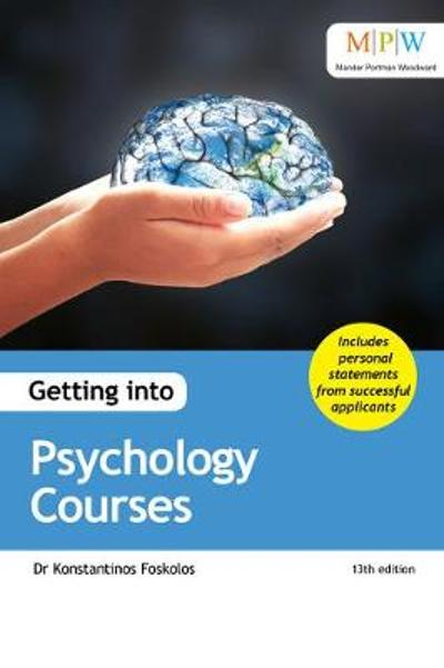 Getting into Psychology Courses - Dr Konstantinos Foskolos