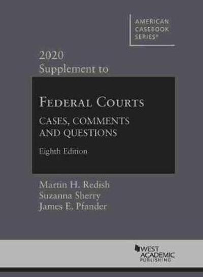 Federal Courts - Martin H. Redish