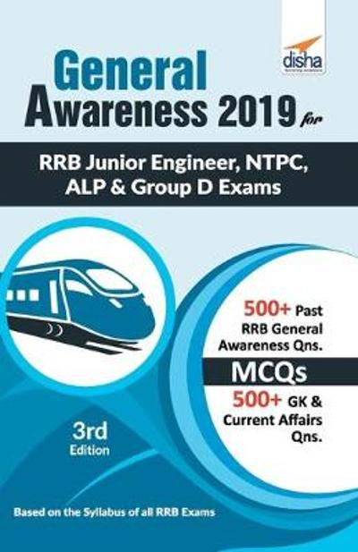 General Awareness 2019 for Rrb Junior Engineer, Ntpc, Alp & Group D Exams - Disha Experts