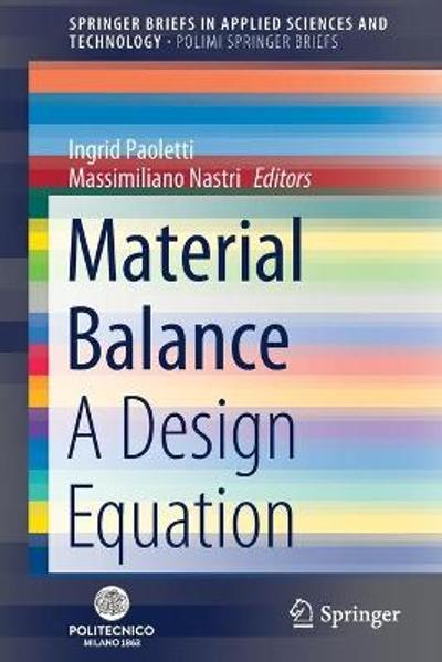 Material Balance - Ingrid Paoletti