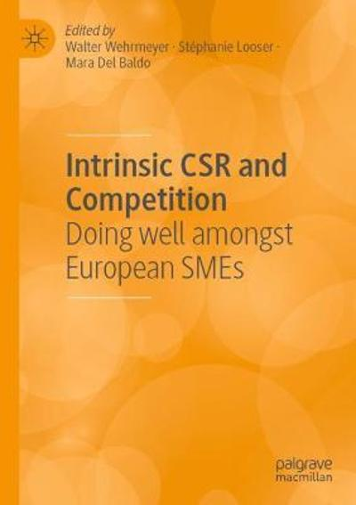 Intrinsic CSR and Competition - Walter Wehrmeyer