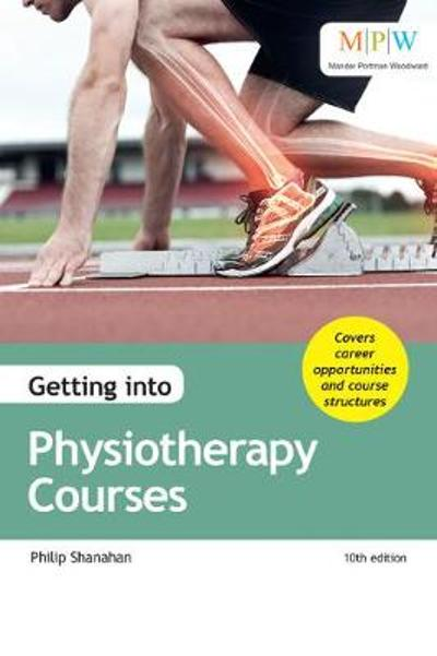 Getting into Physiotherapy Courses - Philip Shanahan