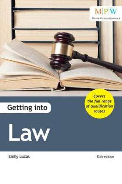 Getting into Law - Emily Lucas