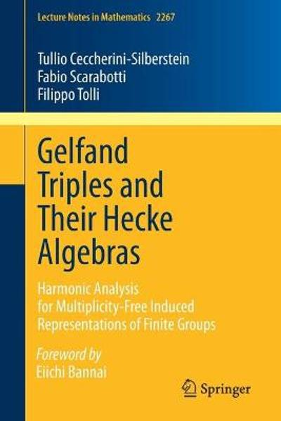 Gelfand Triples and Their Hecke Algebras - Tullio Ceccherini-Silberstein