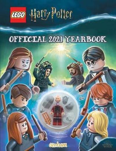 Lego Harry Potter Hogwarts Yearbook 2021 -