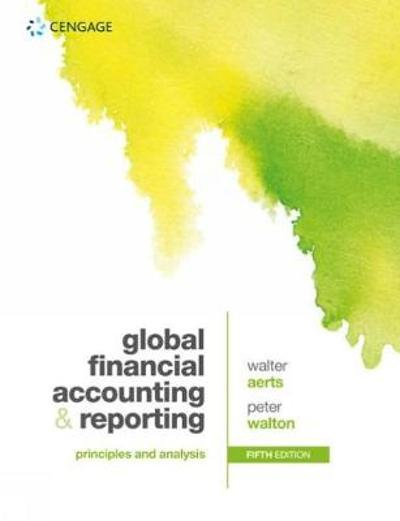 Global Financial Accounting and Reporting - Peter Walton