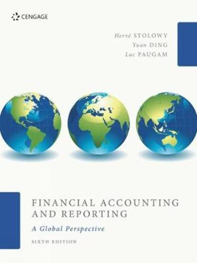Financial Accounting and Reporting - Herve Stolowy