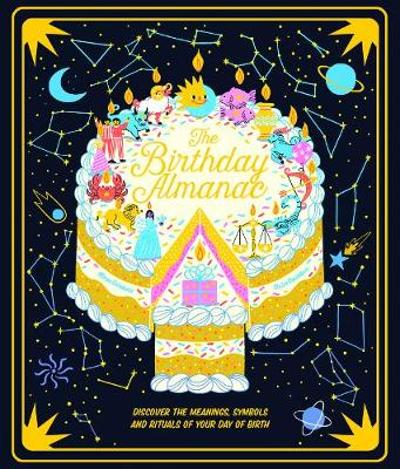 The Birthday Almanac - Claire Saunders