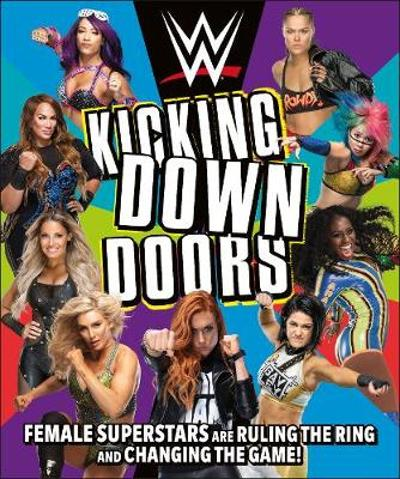 WWE Kicking Down Doors - L. J. Tracosas