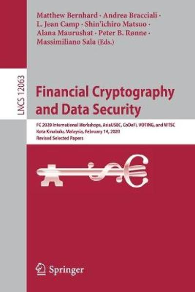 Financial Cryptography and Data Security - Matthew Bernhard