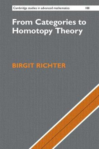 From Categories to Homotopy Theory - Birgit Richter