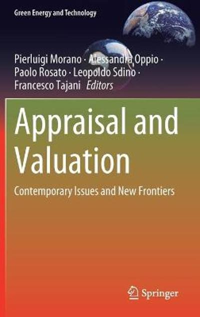 Appraisal and Valuation - Pierluigi Morano