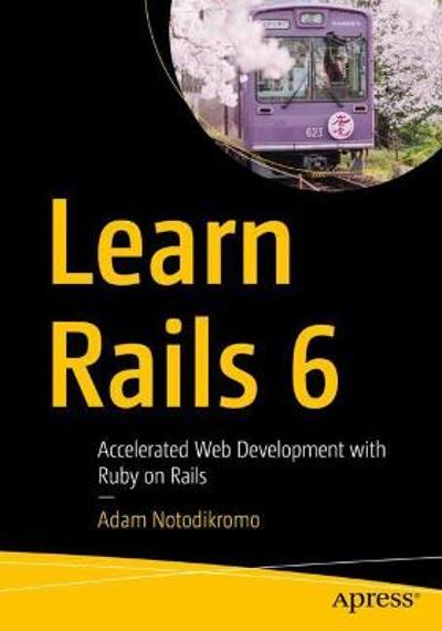 Learn Rails 6 - Adam Notodikromo