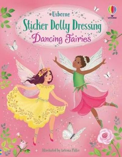 Sticker Dolly Dressing Dancing Fairies - Fiona Watt