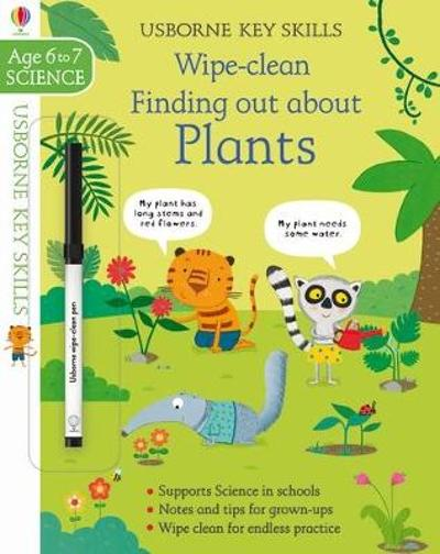 Wipe-Clean Finding Out About Plants 6-7 - Hannah Watson