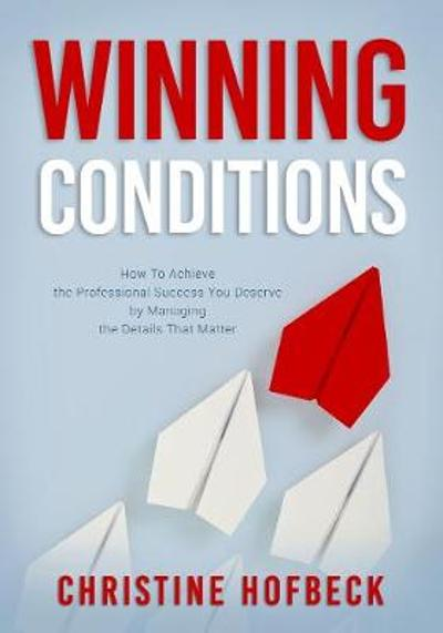 Winning Conditions - Christine Hofbeck