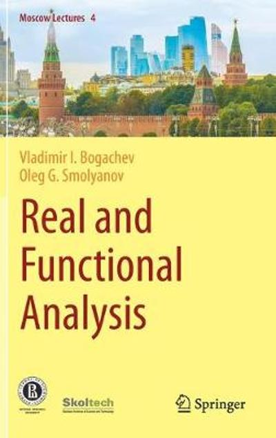 Real and Functional Analysis - Vladimir I. Bogachev