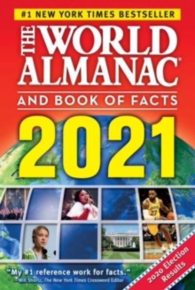 The World Almanac and Book of Facts 2021 - Sarah Janssen