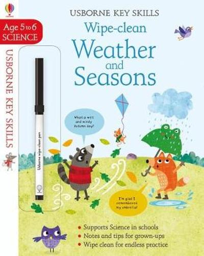 Wipe-Clean Weather and Seasons 5-6 - Holly Bathie