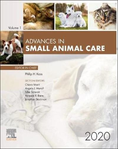 Advances in Small Animal Care 2020 - Philip H. Kass