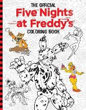 Official Five Nights at Freddy's Coloring Book - Scott Cawthon