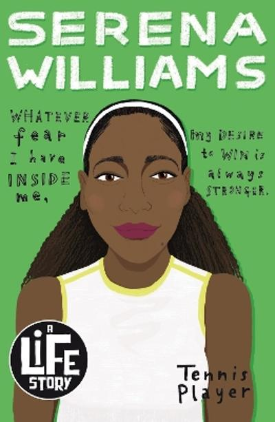 Serena Williams - Sarah Shephard