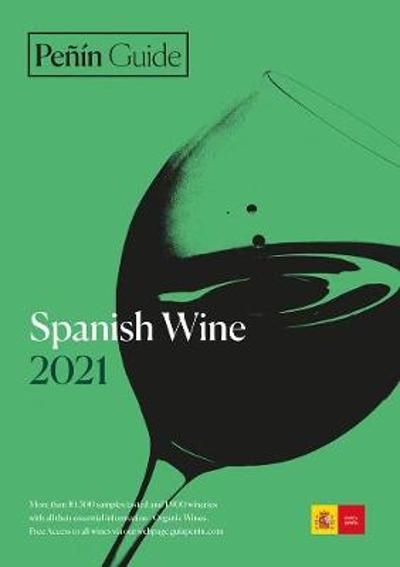 Penin Guide Spanish Wine 2021 - Guia Penin