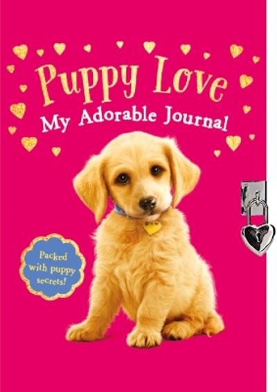 Puppy Love: My Adorable Journal - Scholastic