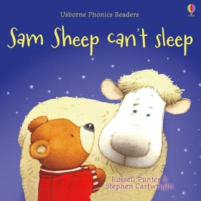 Sam sheep can't sleep - Russell Punter