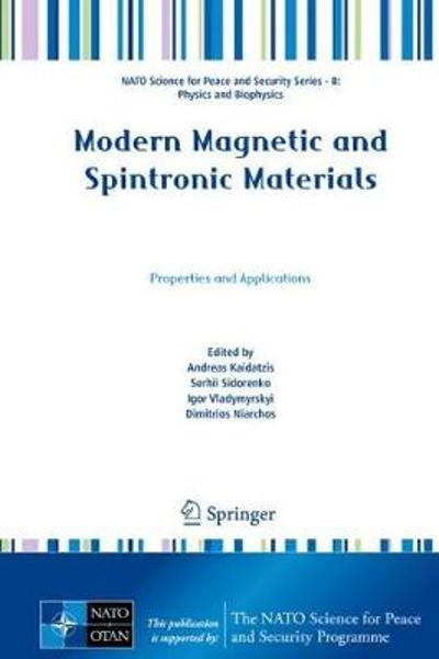 Modern Magnetic and Spintronic Materials - Andreas Kaidatzis
