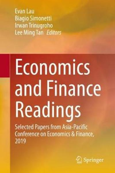 Economics and Finance Readings - Evan Lau