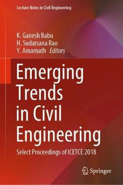 Emerging Trends in Civil Engineering - K. Ganesh Babu