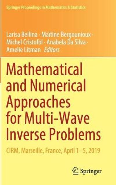 Mathematical and Numerical Approaches for Multi-Wave Inverse Problems - Larisa Beilina