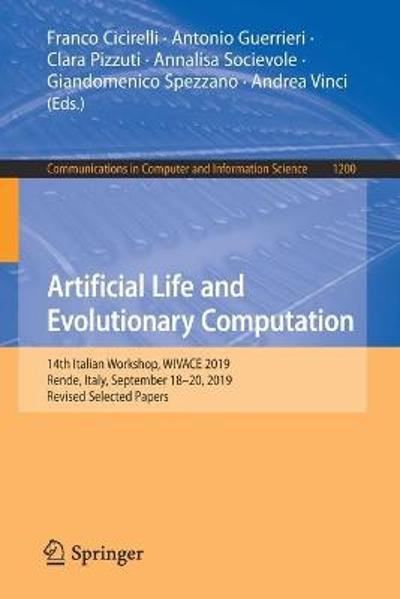 Artificial Life and Evolutionary Computation - Franco Cicirelli